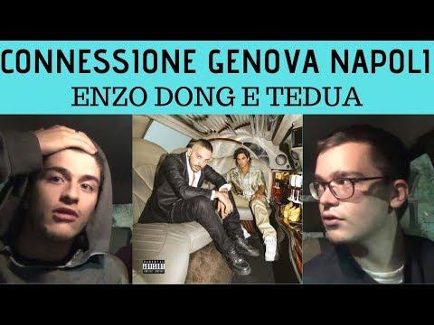 ENZO DONG – LIMOUSINE (feat. TEDUA) [REACTION]