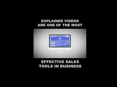 Explainer Videos Are Great Sales Tools