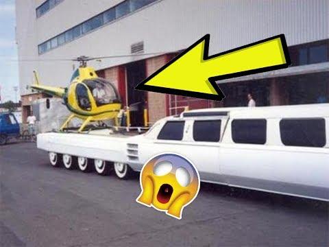 10 limousine più lussuose ed incredibili al mondo