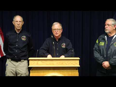 NTSB Second Media Briefing on the Schoharie, NY limousine Crash