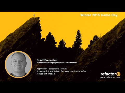 SalesTools Track-It: Scott Smeester