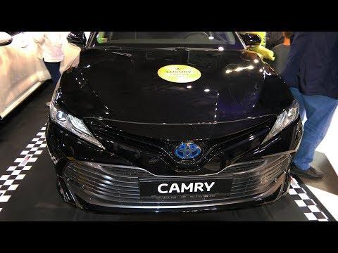 NEW 2020 – Toyota Camry Super Luxury Sport Hybrid Limousine – 4K 2160p