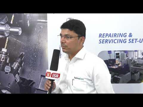 Mandar Salaskar, Manager – Sales & Application, Heimatec Precision Tools