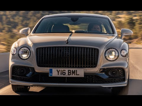 2020 Bentley Flying Spur – The ultimate luxury limousine