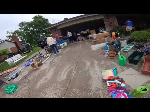 Don't Walk By These at Garage Sales