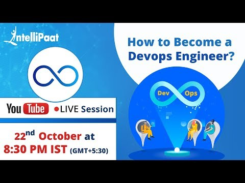 Which DevOps Tools should I learn to become a DevOps Engineer | Intellipaat