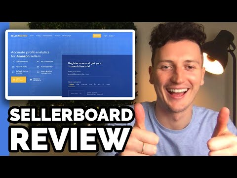 The Top 3 Features of Sellerboard for Amazon FBA Sellers!