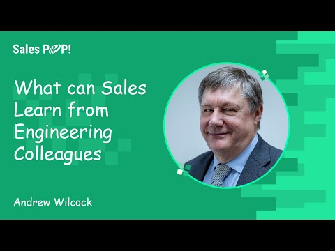 Applying Lean Principles to Sales | Andrew Wilcock
