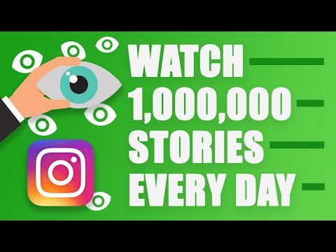 Instagram Mass Story Viewer Tool – How to Watch Millions of Stories Every Day on Autopilot