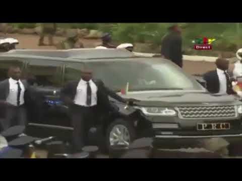RANGE ROVER Präsidenten-Limousine KORTEZH-PROJEKT  SUV STAATSKAROSSEN