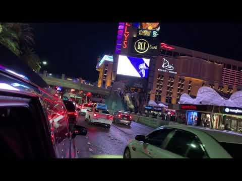 Tour de Limousine em Las Vegas-EUA (vlog de viagem – Ep.3)