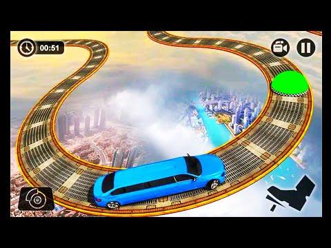 Impossible Limousine Tracks 3D Gameplay | Game Robot Simulator Limo yang Tak Terduga