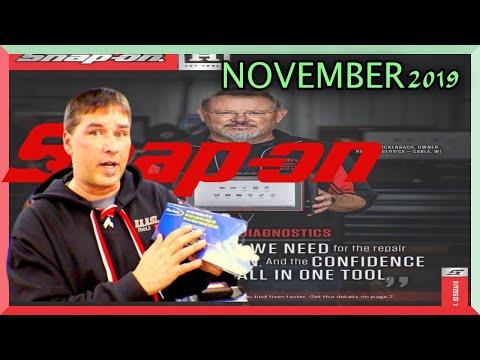 November 2019 Snap On Hot Tools