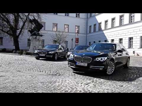 Royal Limousine BMW 7 – Travel in Style – feel like Royalty!
