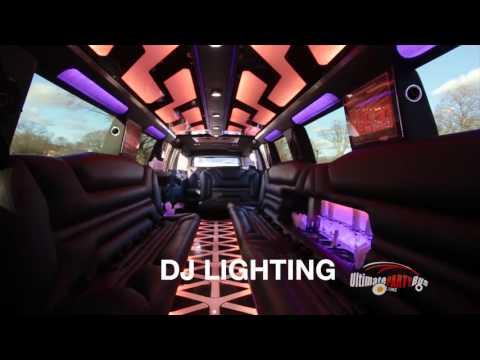 2016 Cadillac Escalade  NJ Wedding Limousine
