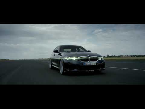 BMW ALPINA B3 Limousine – YOUNGER. GREATER. STRONGER.
