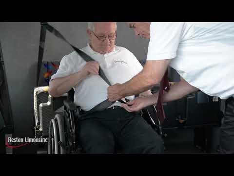 Experience Reston Limousine ADA Vehicles
