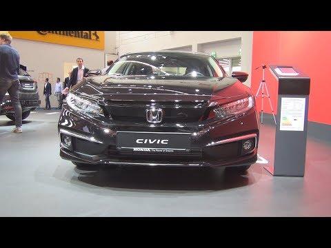 Honda Civic Limousine 1.5 VTEC Turbo Executive (2020) Exterior and Interior