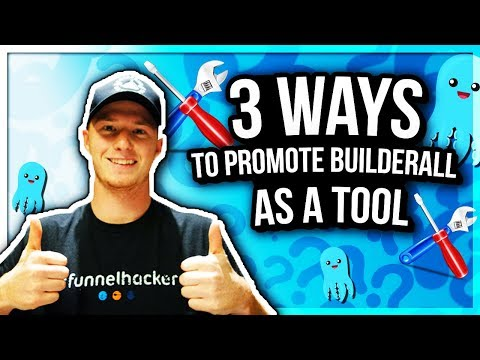 Top 3 Ways to Promote Builderall as a Tool – ($50 A DAY EASY)