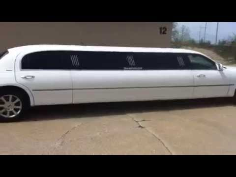 White Limousine From 3 Kings Limousine