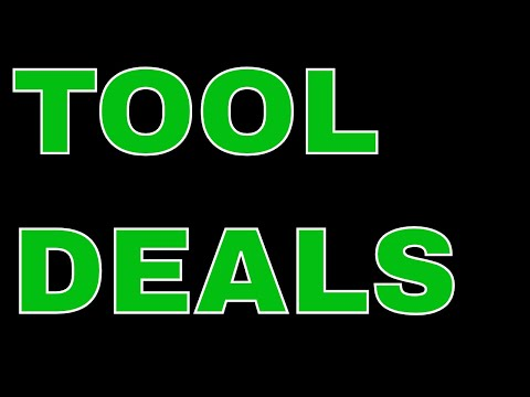 Tool Deals You Dont Want To Miss!