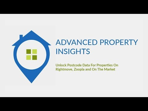 Advanced Property Insights – A Property Search Tool
