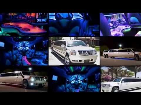 Monster Escalade Limo – SUV Limousine Rentals