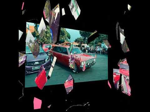 Toyota Corona RT104 modif Limousine acara JOA
