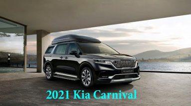 All New Kia Carnival 2021/ Sedona Hi Limousine – Carnival High Limo // Price // Interior & Exterior