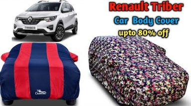 Top 10 Renault Triber Car Cover / car cover for Renault Triber / Car cover best/car cover design/car