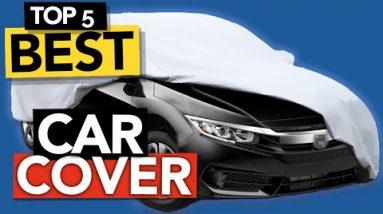 ✅ TOP 5 Best Car Cover – Indoor/outdoor | 2021 Buyers guide