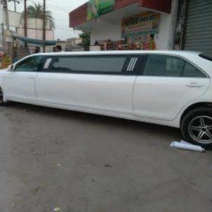 Limousine modification at RK STICKER