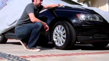 Why Buy a California Car Cover? Product Details Video (2012)