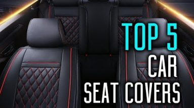 5 Best Car Seat Covers