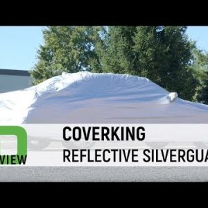 Coverking Reflective Silverguard Plus Car Cover Review