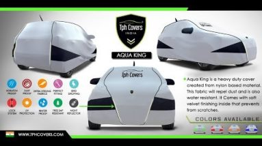 TPH Covers – Aqua King Car Cover (Official Product)