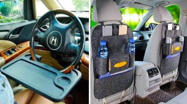 50 SMART CAR ACCESSORIES &  GADGETS Make Easy Your Car Life